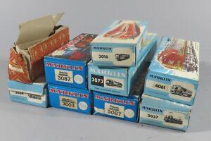 Märklin H0 Originalkartons, 1960er Jahre (K 86451)