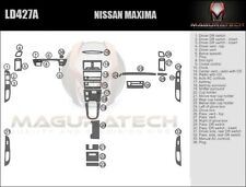 Fits Nissan Maxima 2000-2001 Radio W/CD Player models Medium Wood Dash Trim Kit
