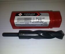 916 Cleveland Twist Drill With 14 Shank G025 5