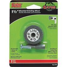 Gator Blade 1-1/2X3/8 Grinding Wheel