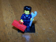 Lego Collectable Minifigure Series #6 Mechanic #8827 FREE SHIPPING