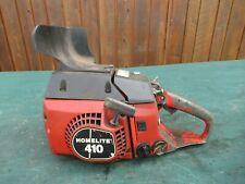 Vintage HOMELITE 410 Chainsaw Chain Saw