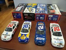 Lot of 4 2001 Kevin Harvick #29 GMG/ OREO/ ACDelco 1:24 Action Diecast MIB