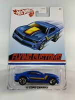 Hot Wheels - Target ONLY Flying Customs '13 Chevy COPO Camaro - BOXED SHIPPING