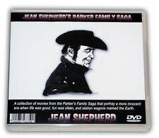 JEAN SHEPHERD'S PARKER FAMILY SAGA - 9 DVD - 7 FILMS - 4 DOCUMENTARIES