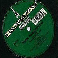 D.K.Dent / a3 - Tunnel Trance Force EP - Bonzai Records - 1995 #763262