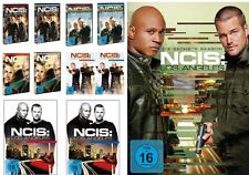 36 DVDs * NAVY CIS / NCIS LOS ANGELES SEASON / STAFFEL 1 - 6 IM SET # NEU OVP +