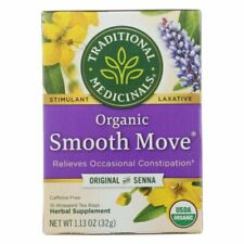 Organic Smooth Move Tea 16 bags