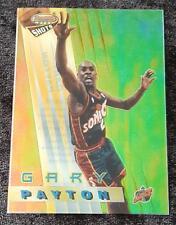 1996-97 GARY PAYTON BOWMAN'S BEST SHOTS  #BS2  SUPERSONICS BASKETBALL CARD