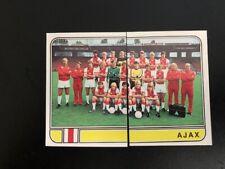 Panini Voetbal 1982 Dutch League Ajax Frank Rijkaard Rookie and more stars team