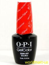 OPI GelColor Soak Off UV/LED Base Top Coat Polish /Choose Any Color * #4