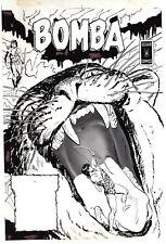 BOMBA FILMS ORIGINAUX PREMIER ET 2E PLATS COUVERTURE SUPERBE