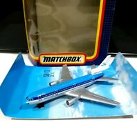 Matchbox Skybusters SB-13 KLM Douglas DC-10 model air plane avion vliegteug