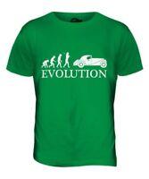 Auto D'Epoca Evolution Uomo T-Shirt Maglietta Giftgifts Modelli