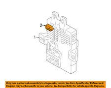 KIA OEM 16-18 Optima 2.0L-L4 Fuse Relay-Mini Fuse 1879005265