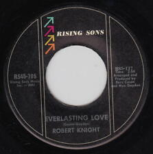 Robert Knight 45rpm Rising Sons 705 Everlasting Love / Somebody's Baby SOUL