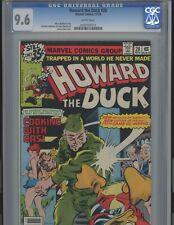 Howard the Duck #28 9.6  Marvel. CGC. WP!!!  Hard book in high grade