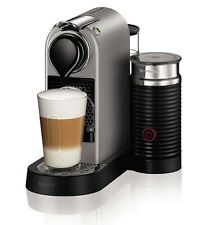 Krups XN760B40 Nespresso Citiz Pod Coffee Machine & Aeroccino 3 Year Guarantee