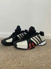 Adidas Barricade tennis shoes size 9.5