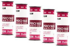 Pellicola medio formato Rullino Colore Fuji/Fujifilm PRO160S 160 120 5pz.