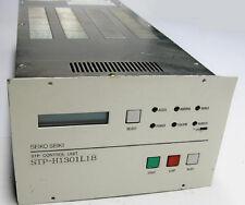 Seiko Seiki Turbo Pump Control Unit, STP-H1301L1 or H1301L1B Choice, SCU, Vacuum