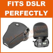 M Soft Neoprene Camera Case Bag Pouch for Nikon DSLR D5100 D90 D7000 D3100 D3200