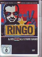 Ringo Starr ( Beatles ) & His NEW All-Starr-Band  (NEU!,DVD, OVP)
