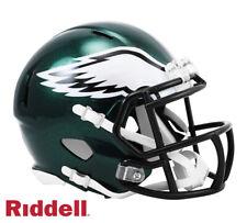 PHILADELPHIA EAGLES RIDDELL SPEED FOOTBALL MINI HELMET - NEW IN RIDDELL BOX