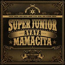 Super Junior - Mamacita 7 [New CD] Asia - Import