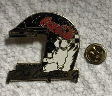 Nascar & Coca-Cola Dale Earnhardt Jr  Helmet Tie Tack Lapel Pin
