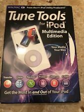 Tune Tools For iPod WINDOWS 2000/XP &  MAC