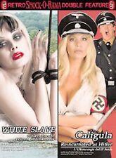 Retro Shock-O-Rama White Slave/Caligula-Reincarnated  DVD  612385007897