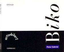 "PETER GABRIEL - BIKO # RARE 5"" MAXI CD # VIRGIN 1987 CDPGS 612"