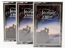 Reader's Digest Starlight Piano Cassette Tapes 1,2&3 1989 Romantic Love 80 Songs
