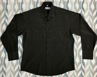 Guess Men's Button Down Shirt Long Sleeve Classic Size L  Large