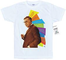 Jean-Paul Sartre T shirt Artwork