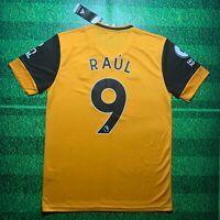 Raul Jimenez Wolverhampton 20/21 Home Jersey