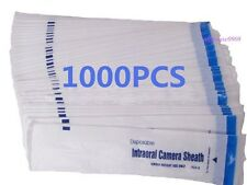 1000PCS Dental Intraoral Camera Disposable Sleeve Sheath Cover US STOCK