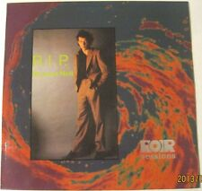 Richard Hell R.i.p. Roir Sessions LP - French Danceterin LP NM - Store Stock
