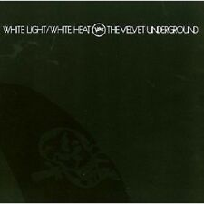 VELVET UNDERGROUND - WHITE LIGHT/WHITE HEAT  CD  6 TRACKS ALTERNATIVE ROCK  NEU