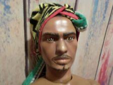 1/6 scale HEADWRAP/SCARF versatile accessory for figures/Barbies/Integrie dolls.