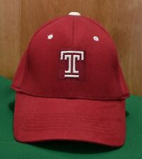 best sneakers e6141 e154e Temple Owls One-Fit Child Youth Size Fitted Hat Cap NCAA Football TOW