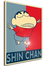 Poster Propaganda - Crayon Shin Chan - Shin Chan V1