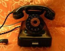 Jubiläum! 65!  W48  Telephone Telefon DeTeWe Baujahr: 5.56 restauriert W48