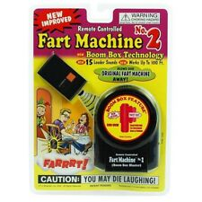 Fart Machine. Best - Machine Joke Practical Funny Party Dress Novelty Remote