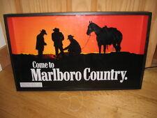 Come to Marlboro Country MARLBORO Cigarette Advertising Neon Sign 1995