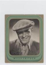 1936 Cigaretten Bilderdienst Bunte Filmbilder Series 1 58 Willy Fritsch Card 1s8
