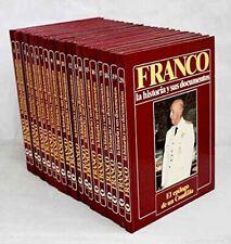 FRANCO, LA HISTORIA Y SUS DOCUMENTOS (20 TOMOS) - URBION   1986 - OBRA COMPLETA
