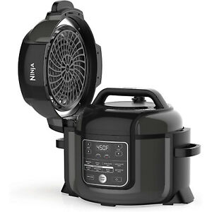 Ninja OP300 Foodi Electric Multi-Cooker Pressure Cooker and Air Fryer 9-in-1