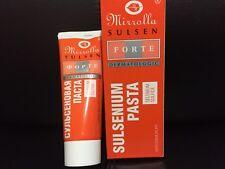 Mirrolla Sulsen Forte Anti Dandruff Paste, Selenium Sulfide,75ml New